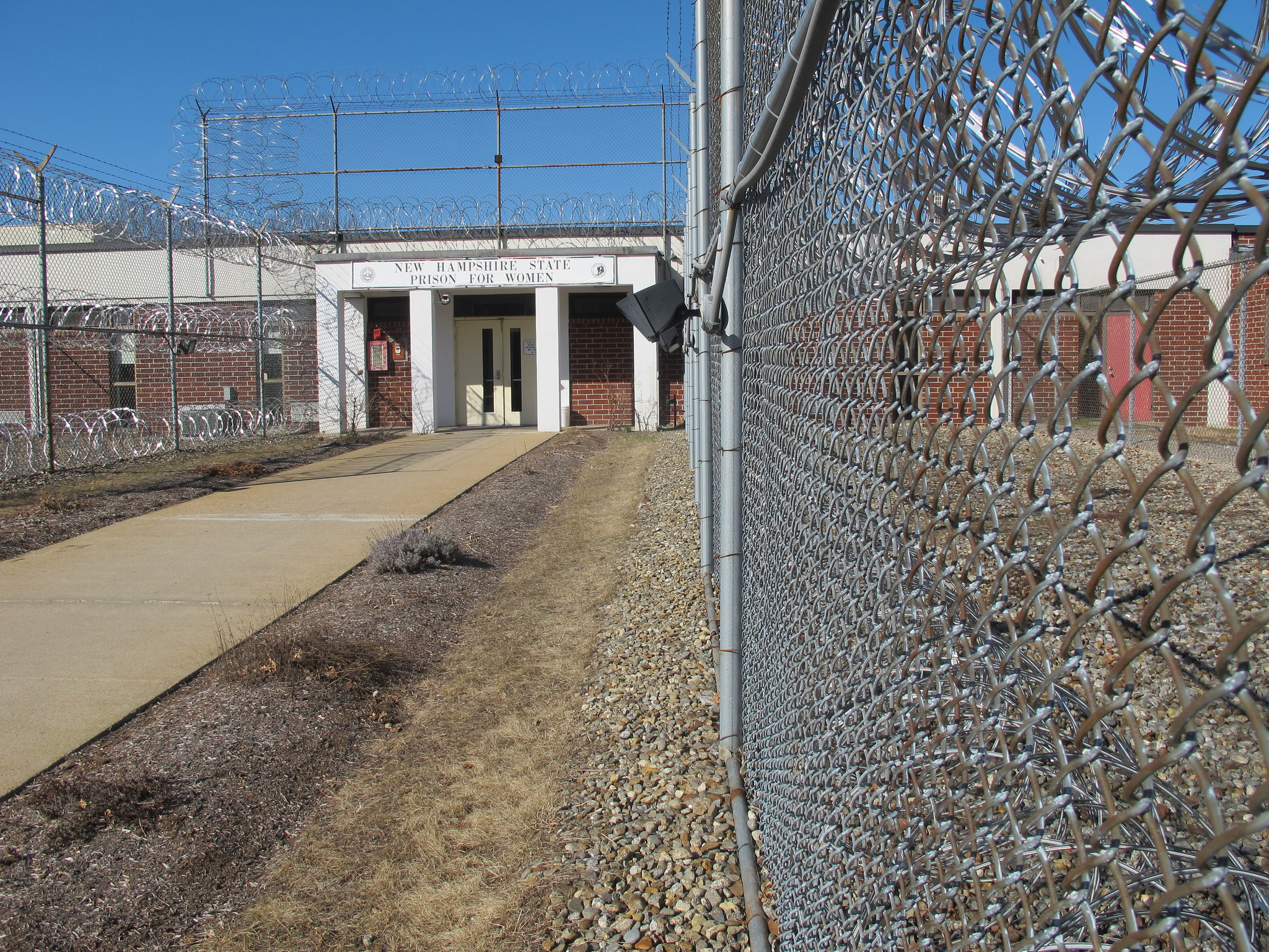 The NH State Prison for Women in Goffstown, the subject of a story on prison conditions by Emily Corwin in 2013