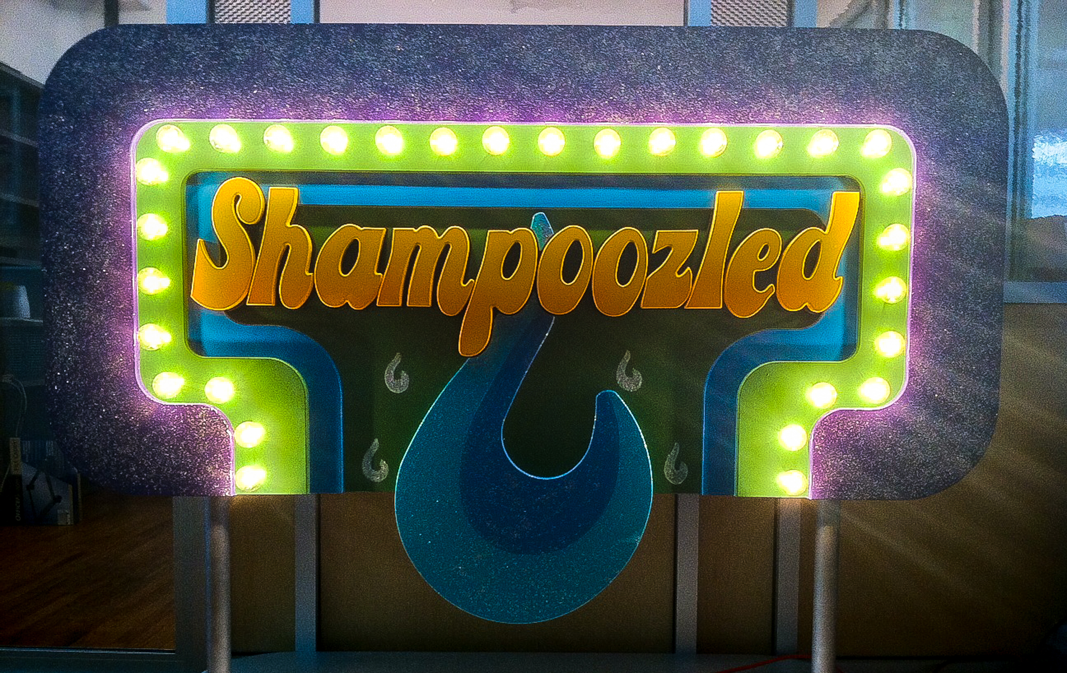 Shampoozled
