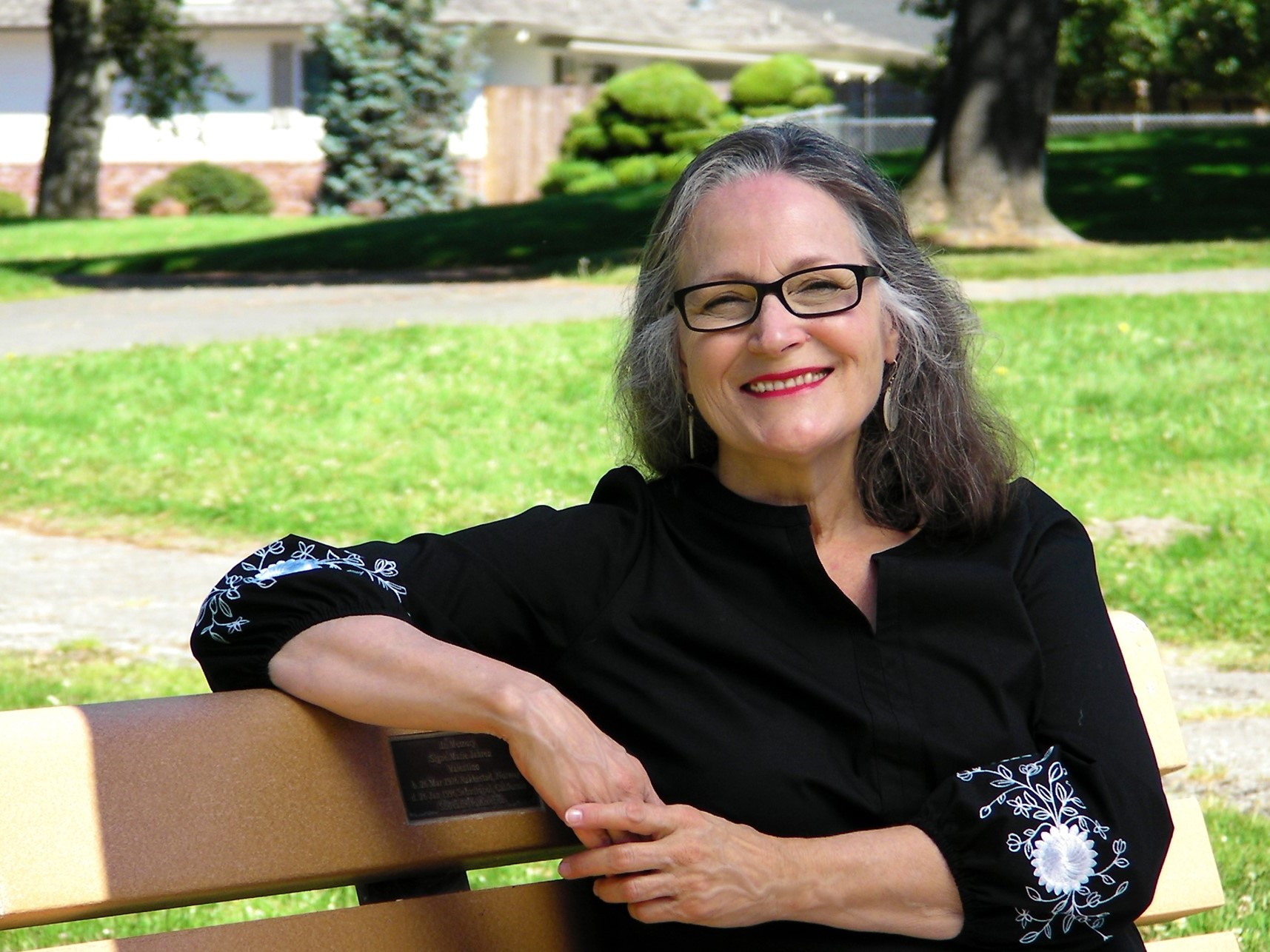 SANY0085 Joann on bench (2).jpg