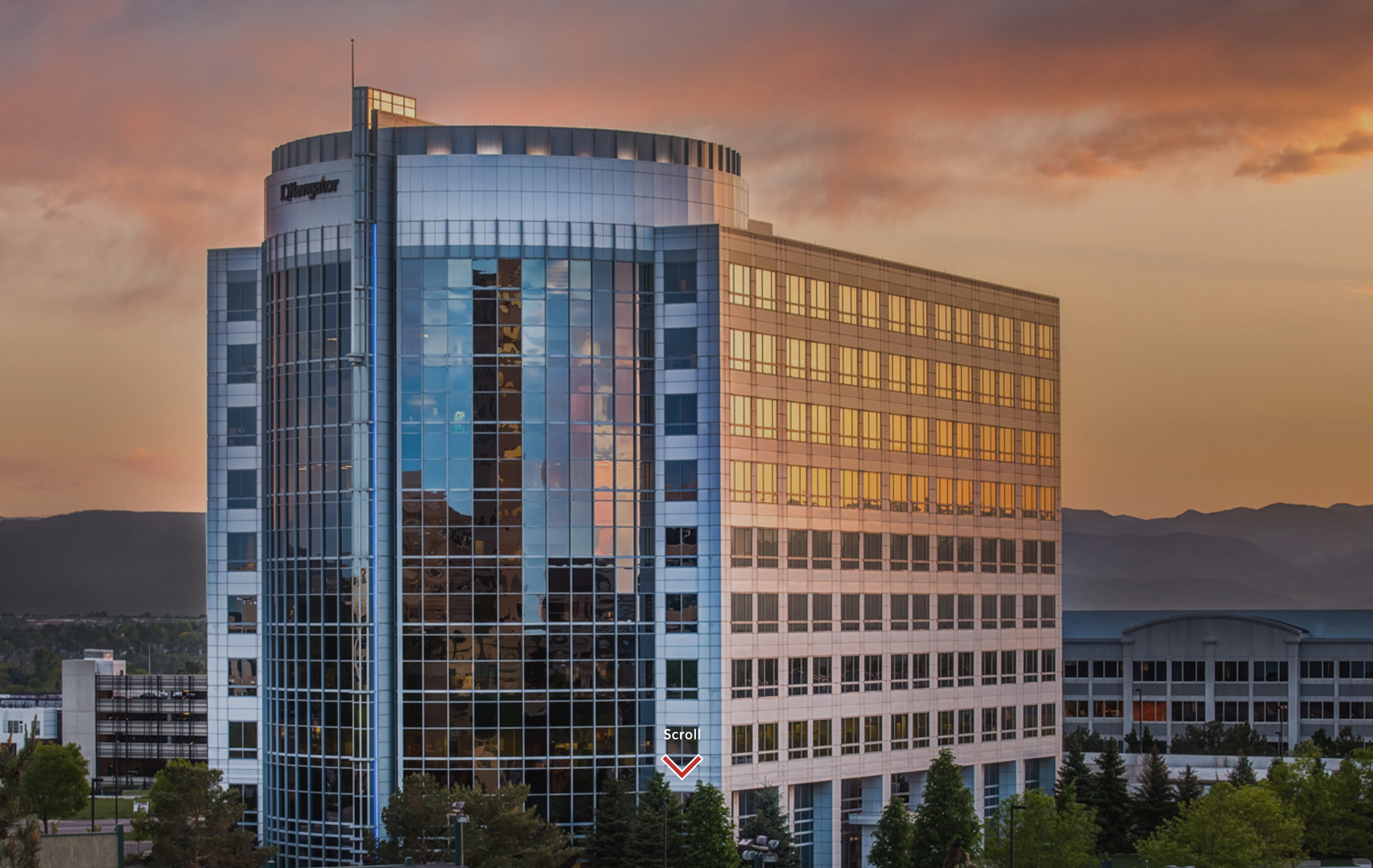 Turbine Labs is located in the Peakview Tower in Greenwood Village, Colorado.