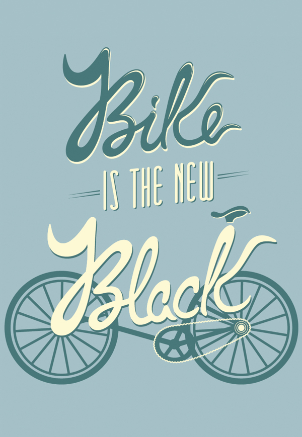 Bike is the New Black