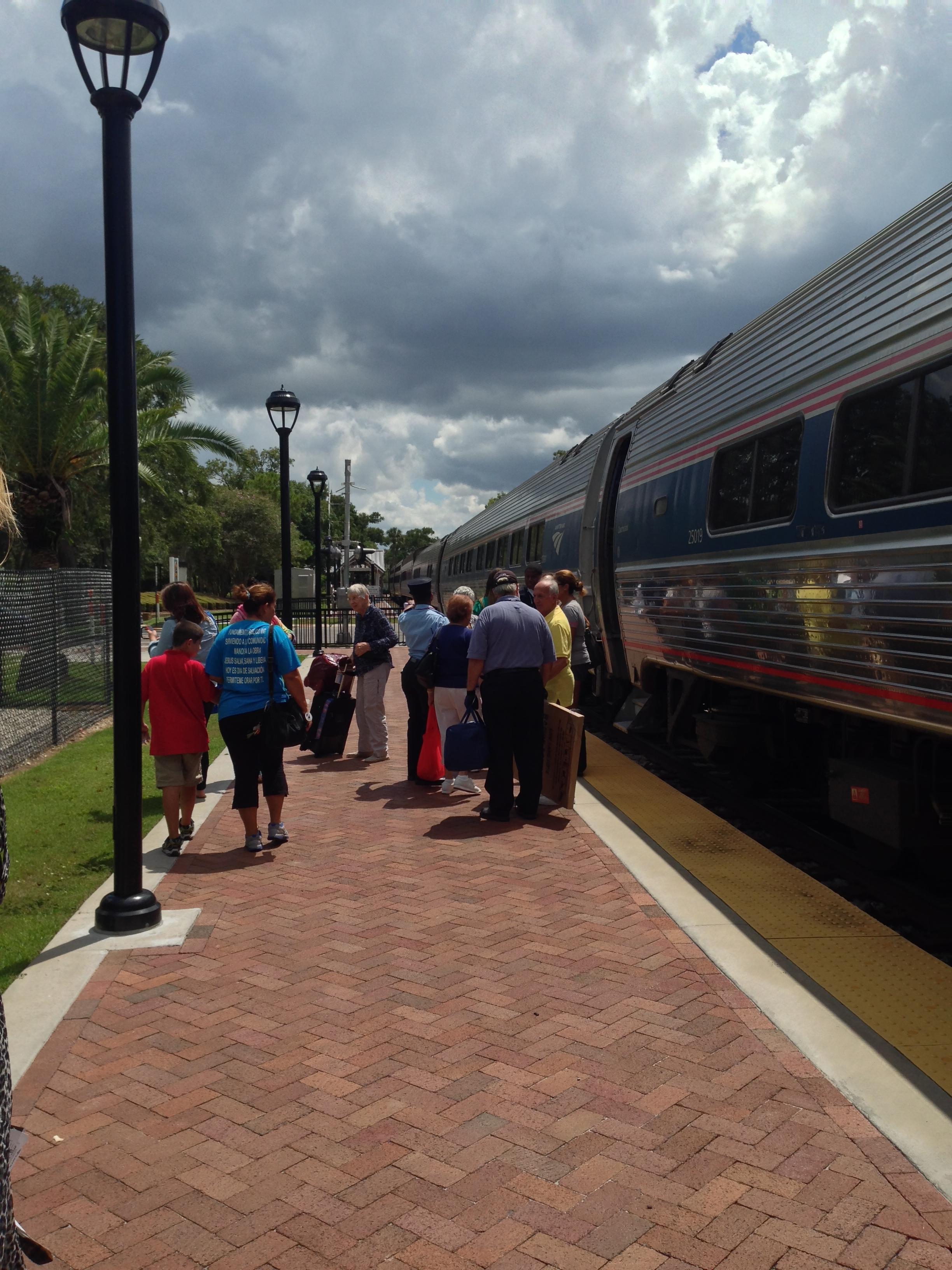 photo of Amtrak