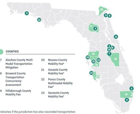 Florida Mobility Fee