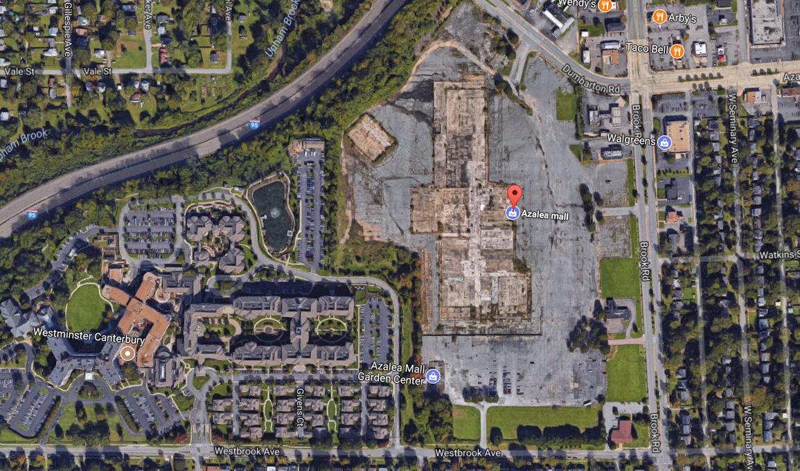 Azalea Mall, Richmond, VA