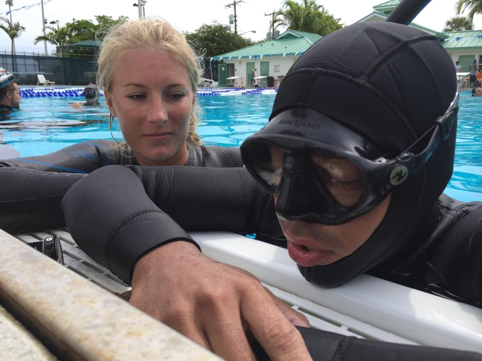 Intermediate Freediver Class with PFI @ Ft. Lauderdale June 2015