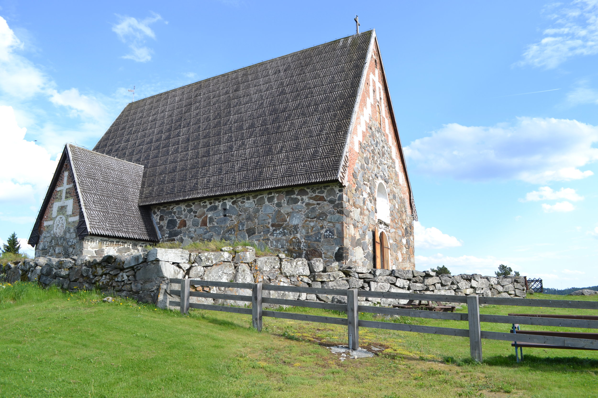 St. Olav Church Sastamala