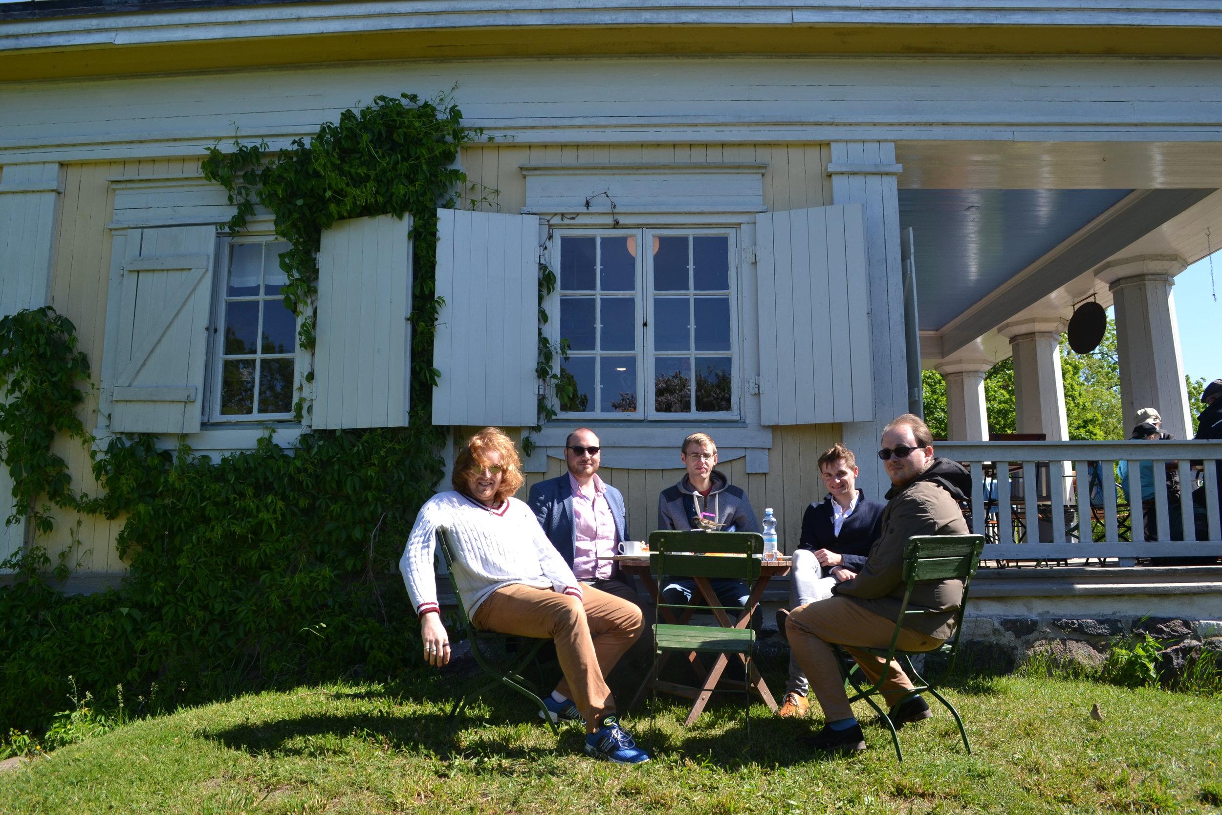 Sommerresidenz auf Suomenlinna | Nobiles in residence