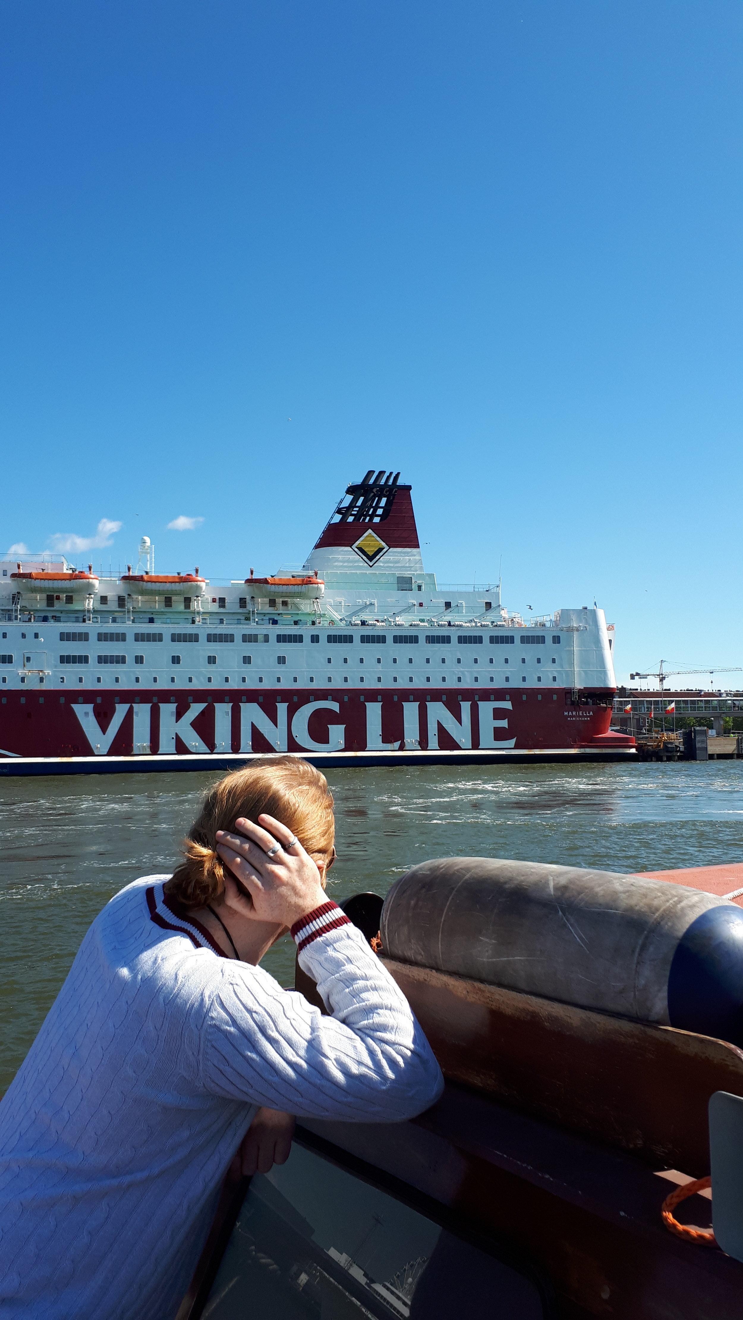 Wikinger unter sich | Vikings in line