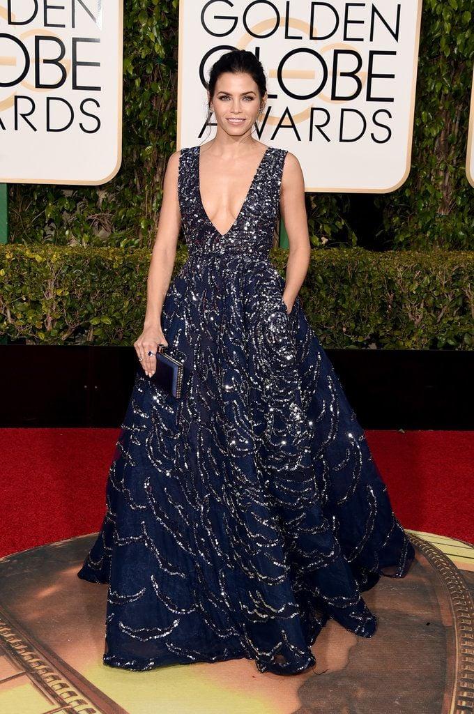 Jenna Dewan Tatum in Zuhair murad