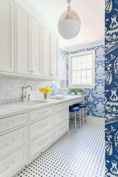 Designed by Little Rock Design firm  Bear Hill Interiors via  arkansas life