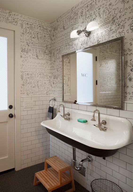 Design by  Modern Organic Interiors .