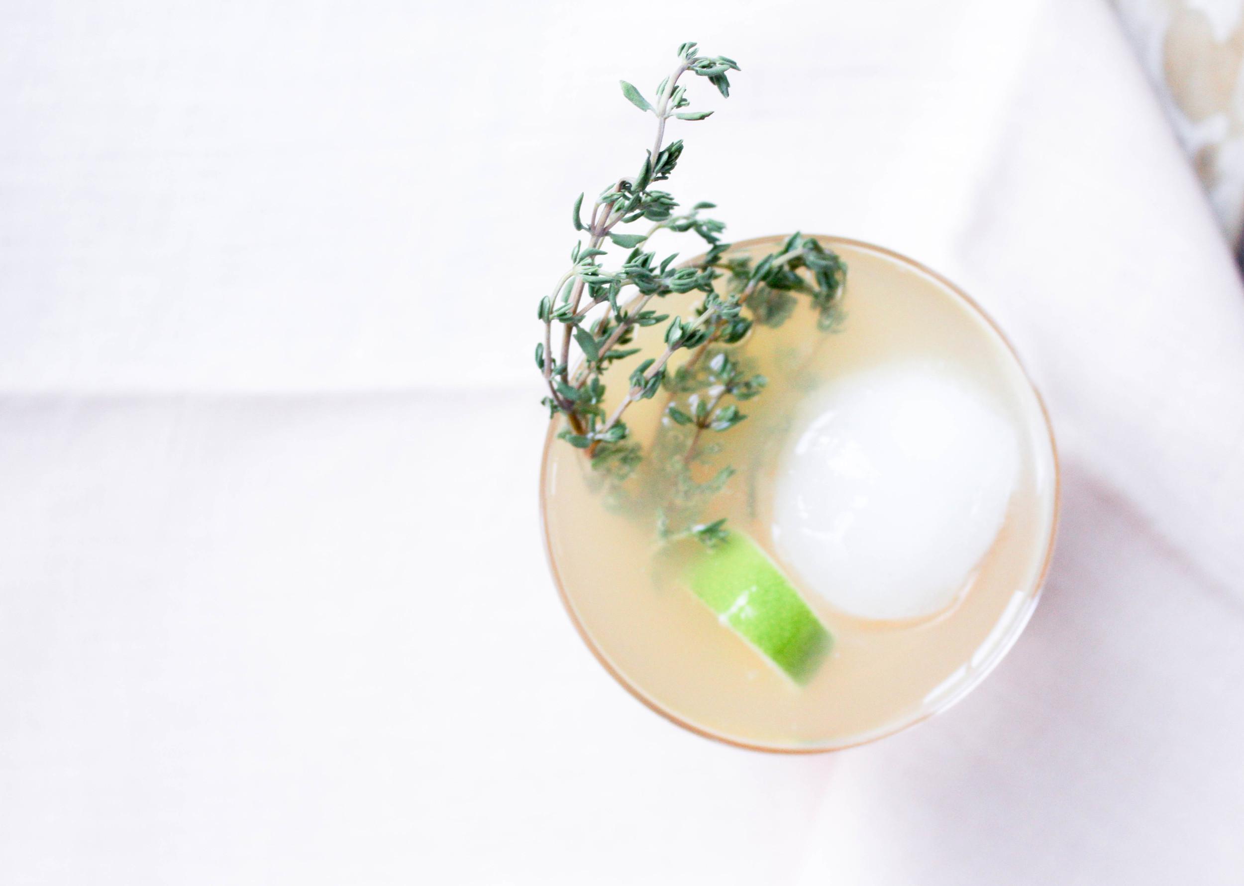 Gin Earl Grey