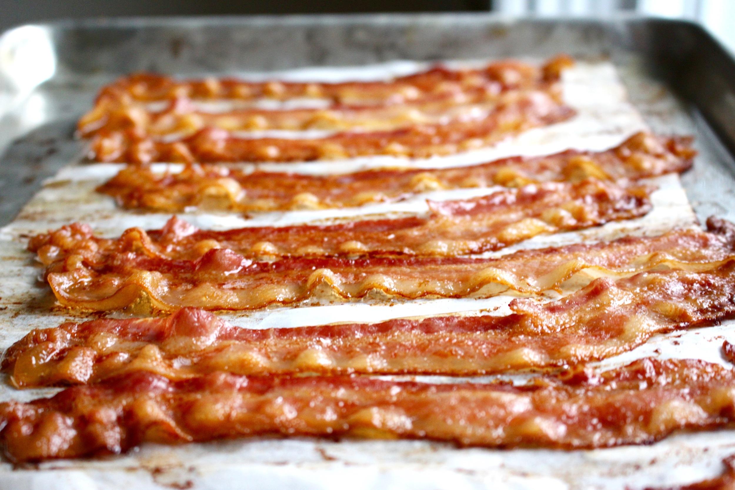 Citrus Smoked Bacon