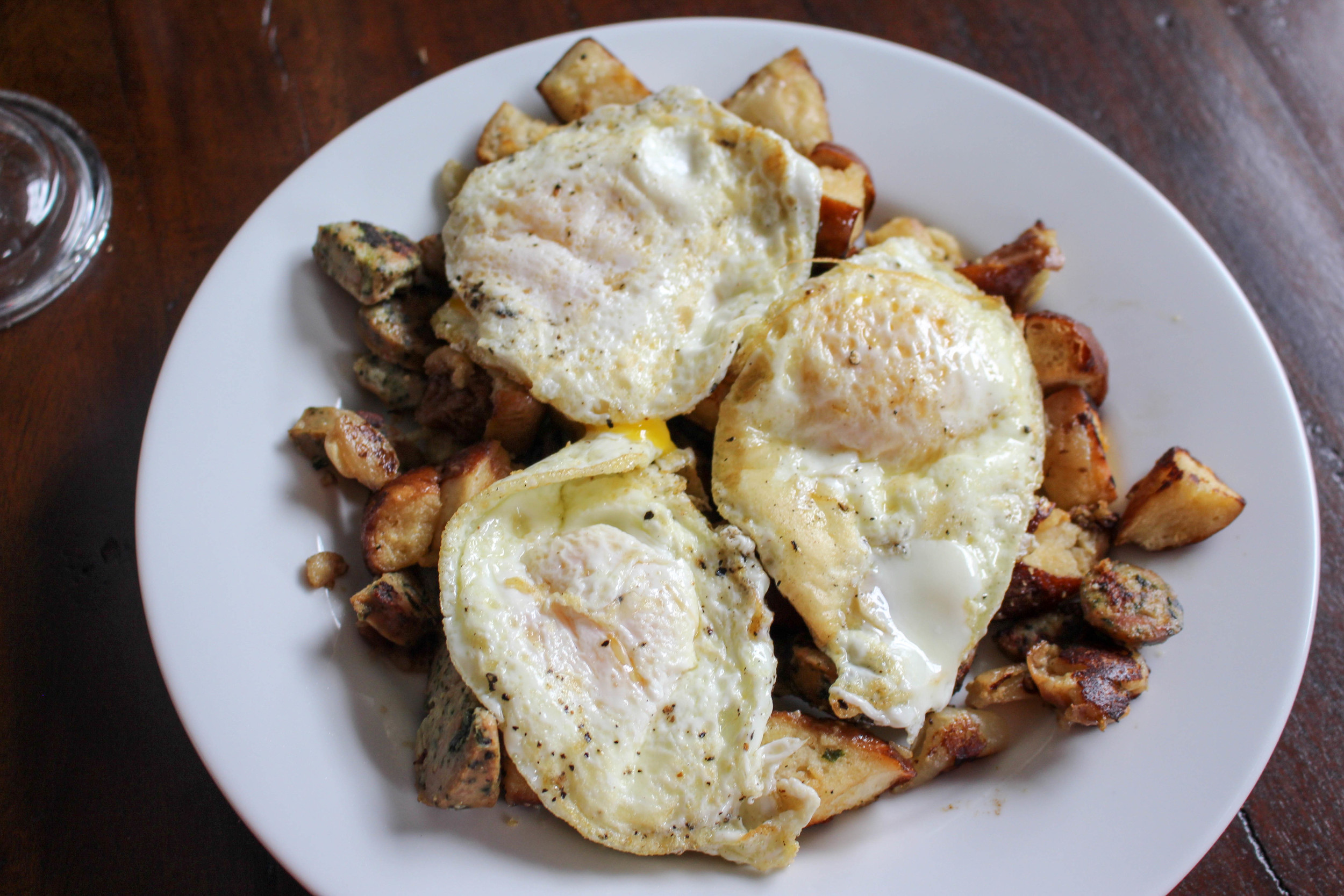 Stuffing and Eggs