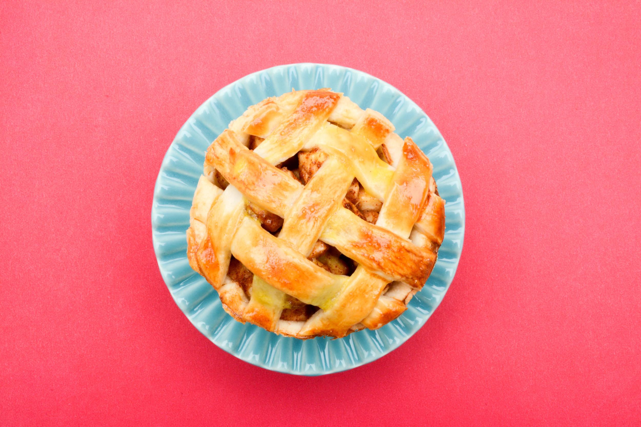 Petite Lattice Pie