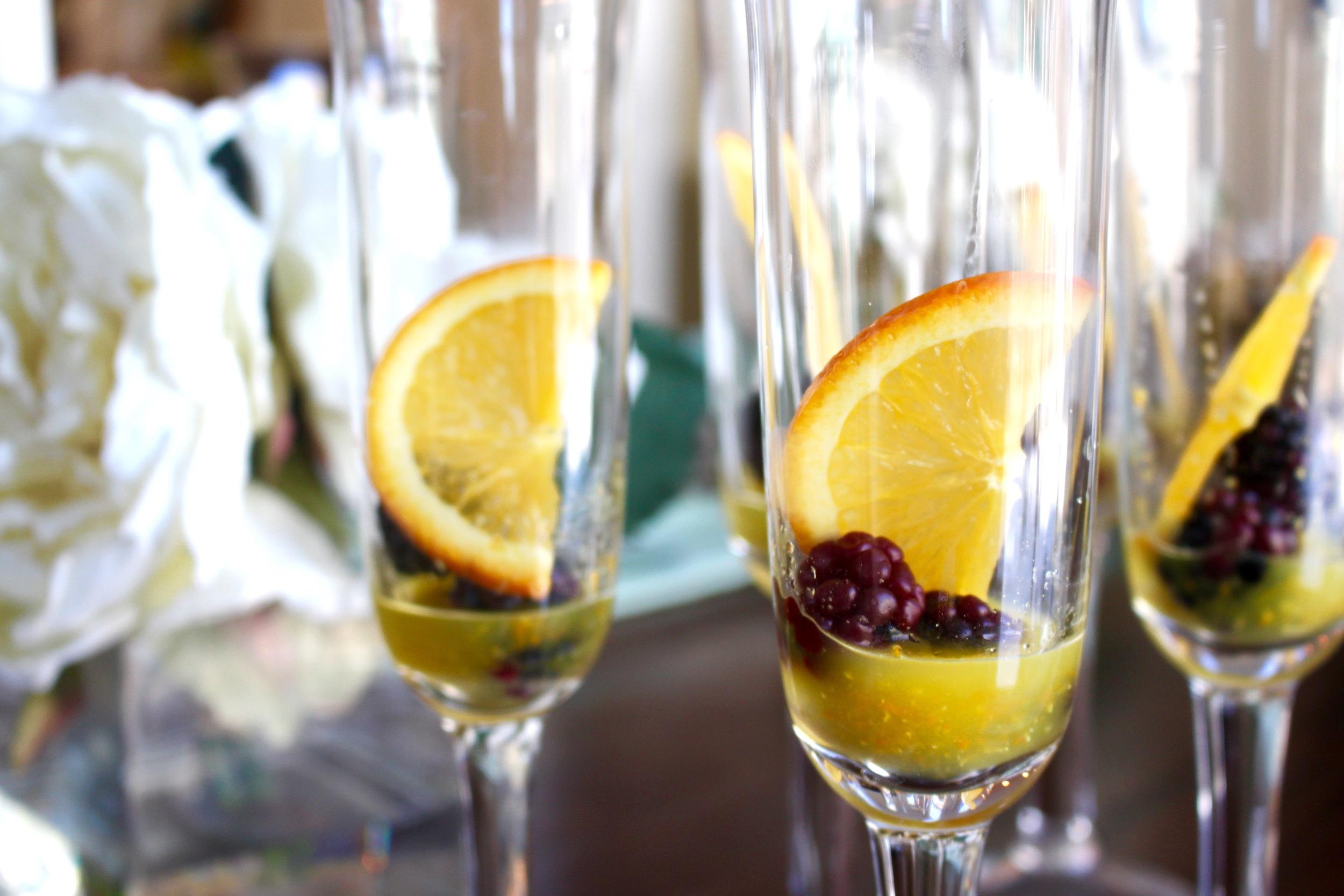 Grand Marnier Mimosa