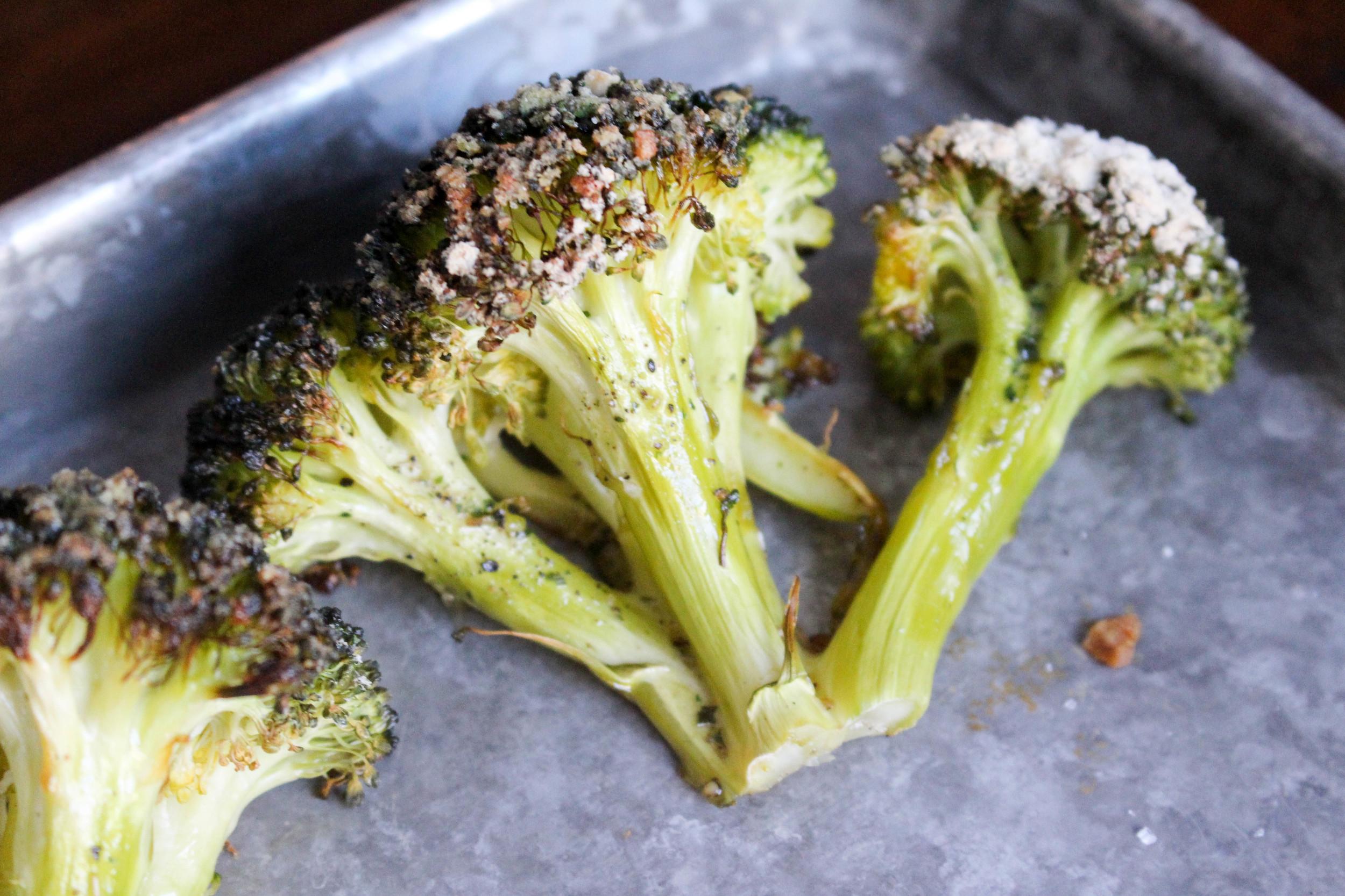 Ranch Broccoli