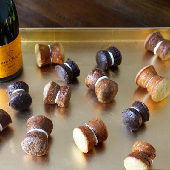 Edible Champagne Corks