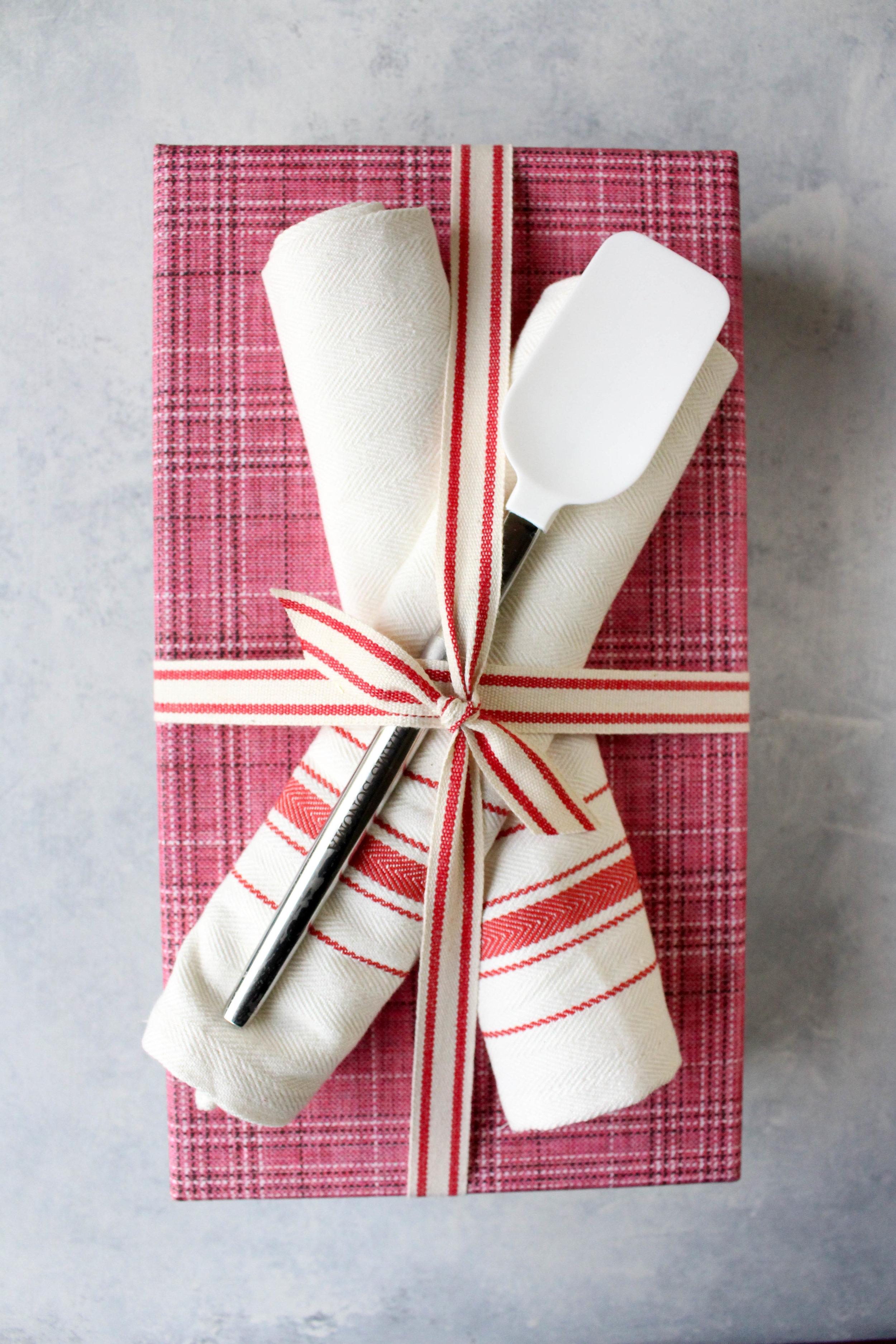 Kitchen Wrapping on Martha Stewart
