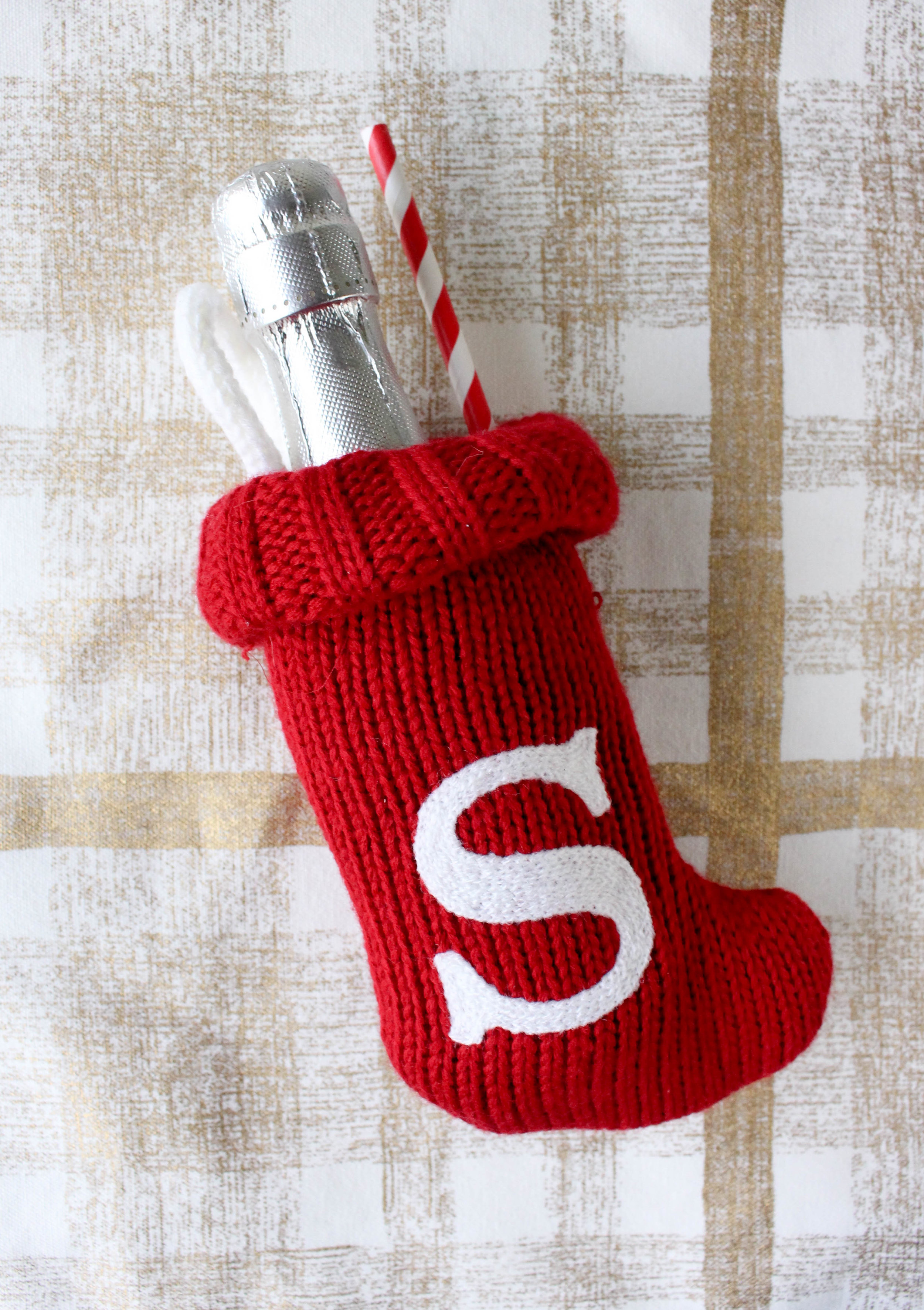 4. Mini Personalized Stocking and TinyChamapgne.jpg