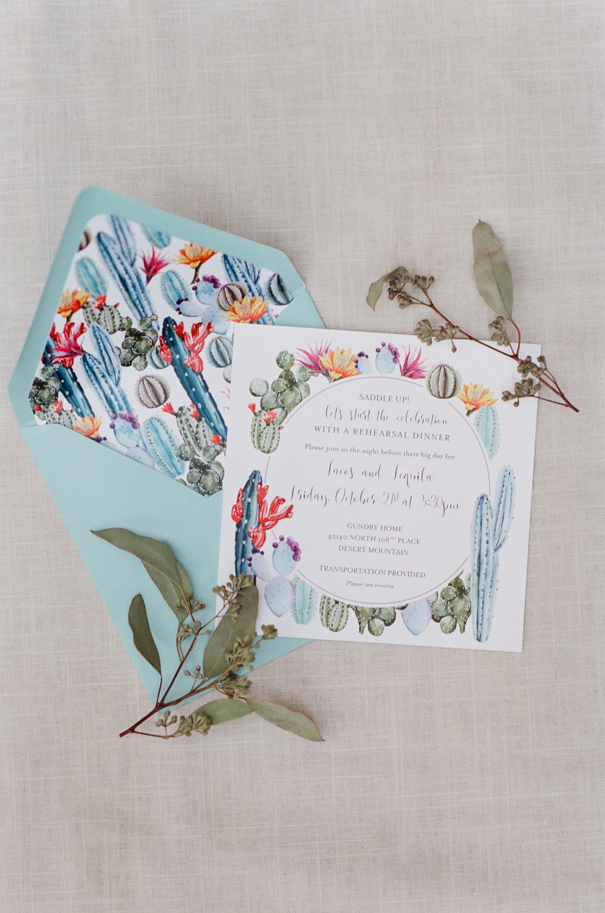 Creative Invitations