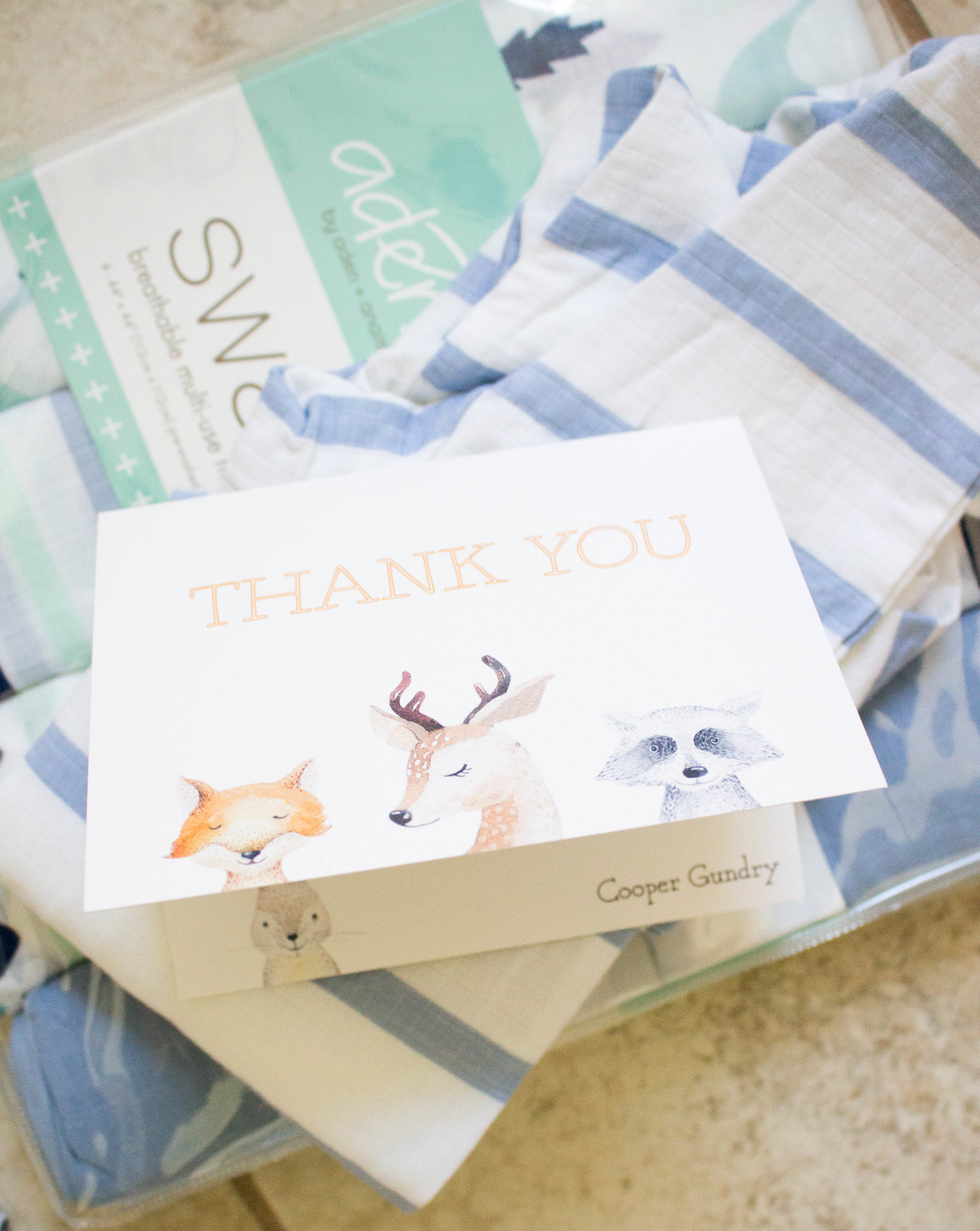 Vistaprint Thank You Notes
