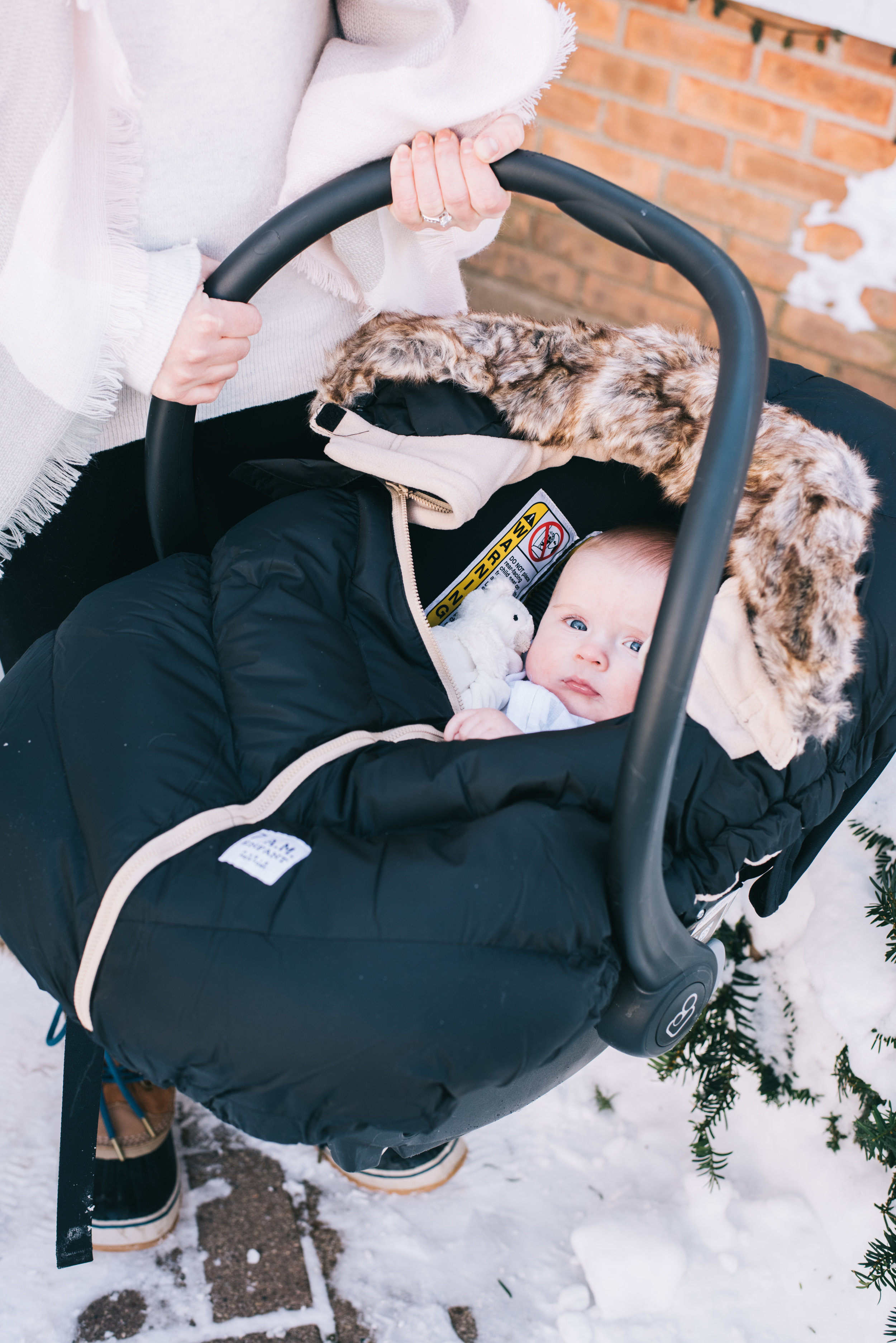 7AM Car Seat Cover - Coming Soon!