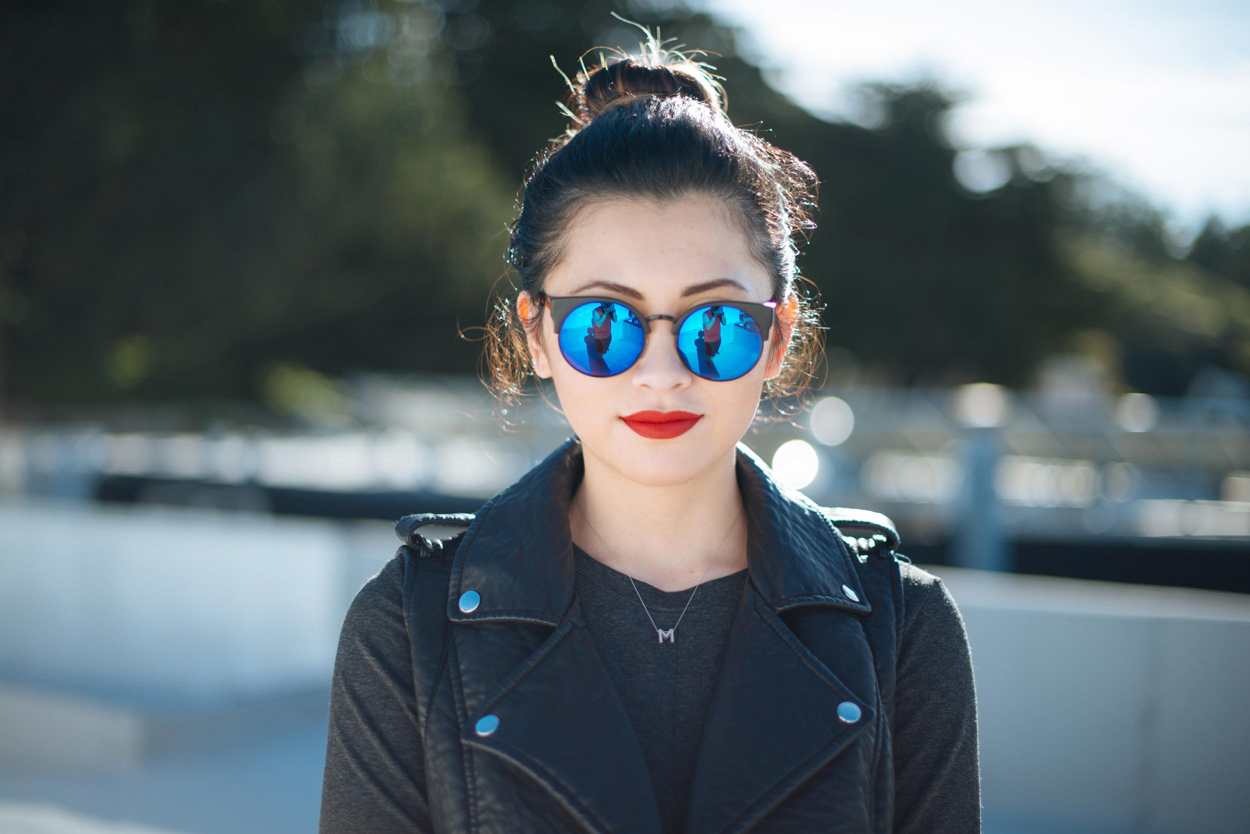 Click to shop similar sunglasses from Ray-Ban.