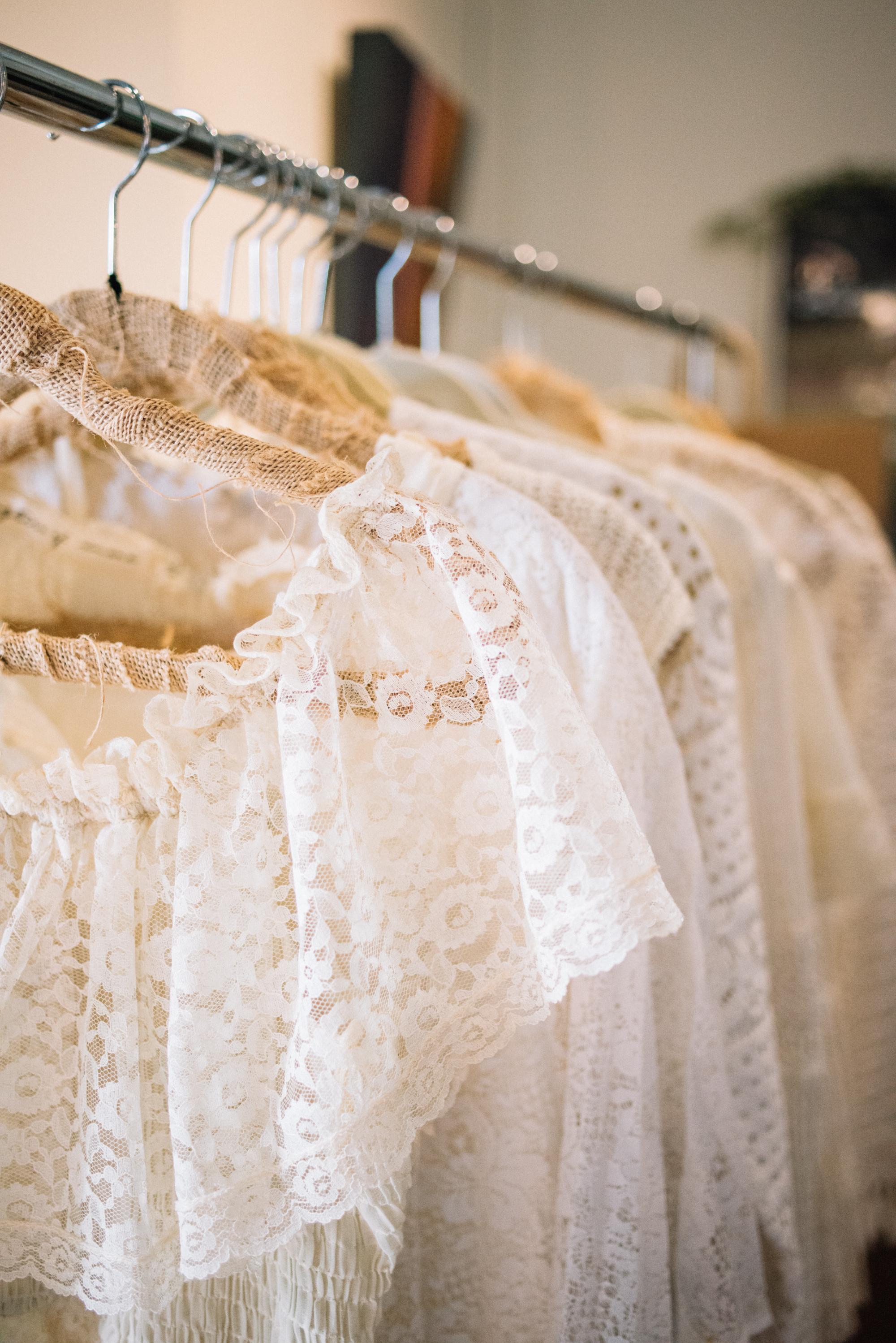 Daughters of Simone Vintage Wedding Dresses