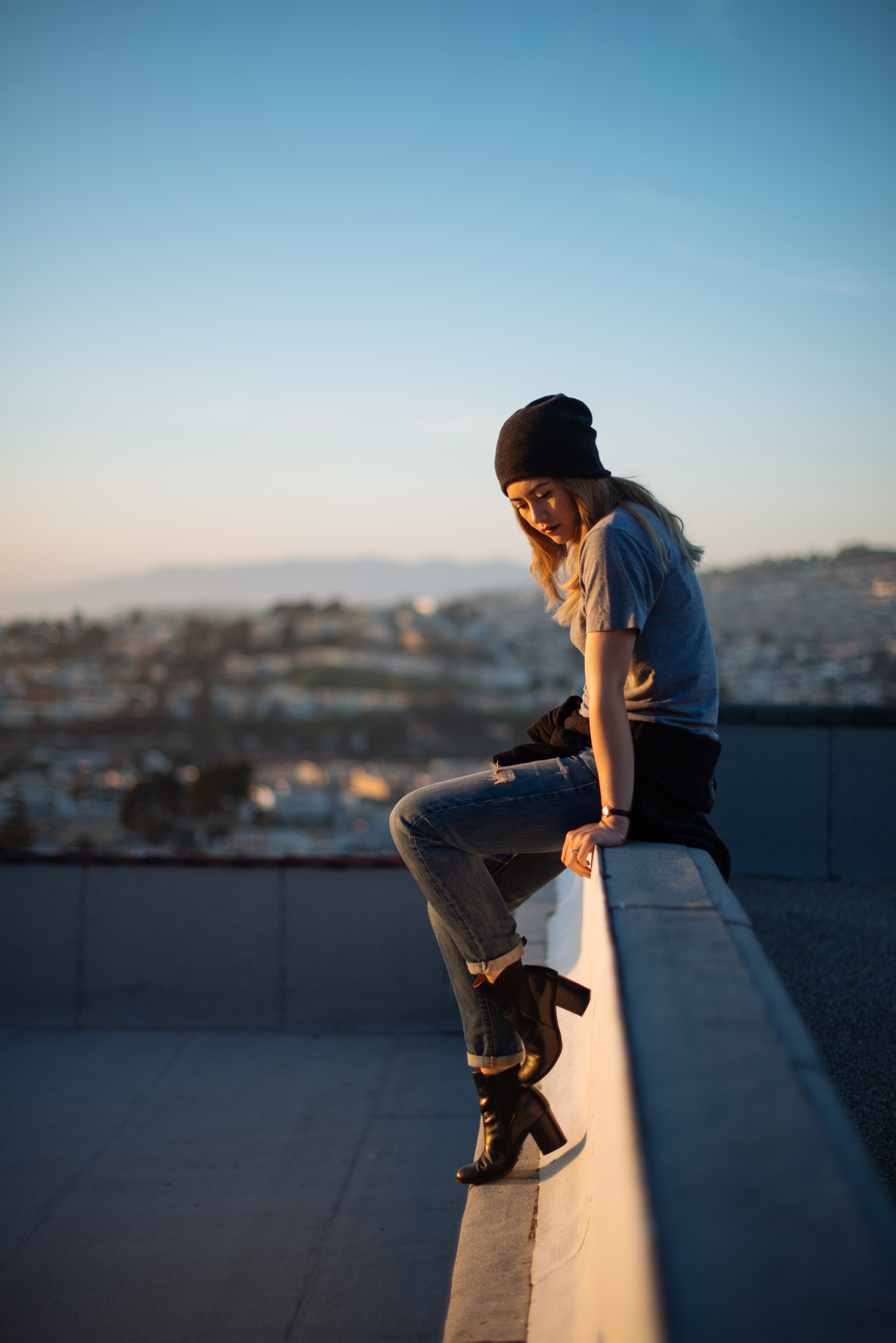 melissademata.com | boyfriend jeans