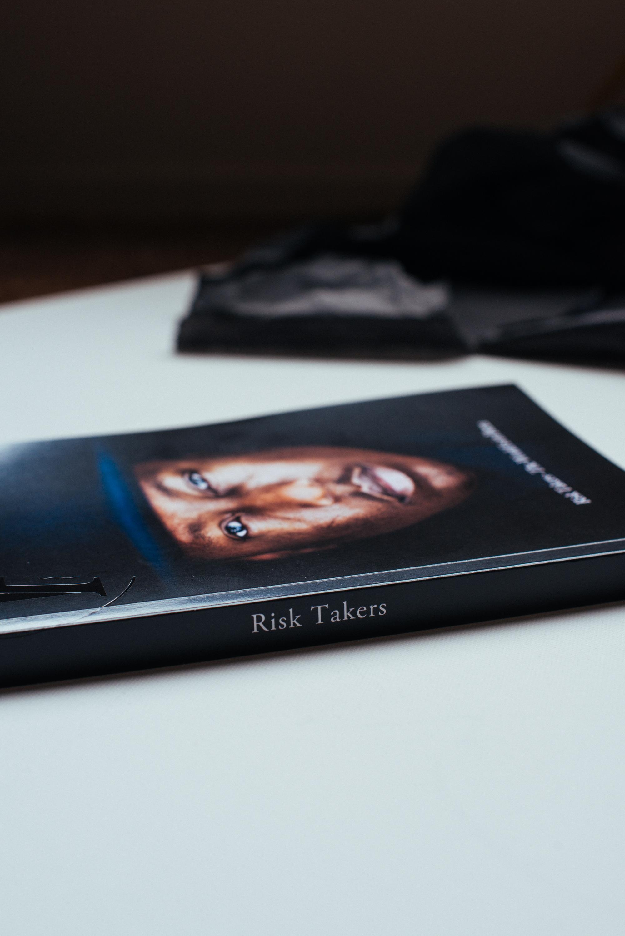 melissademata.com | A&H Magazine Edition 1: Risk Takers