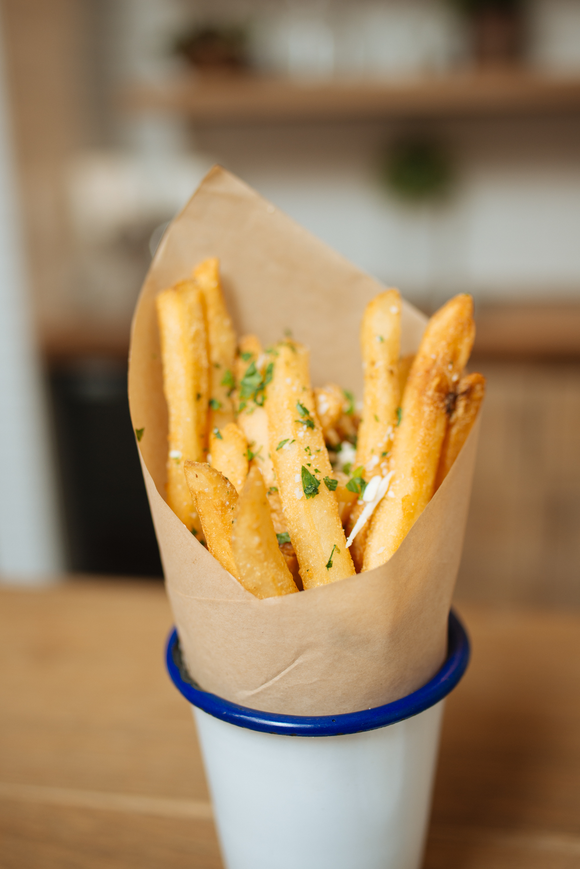 melissademata.com | Souvla French Fries