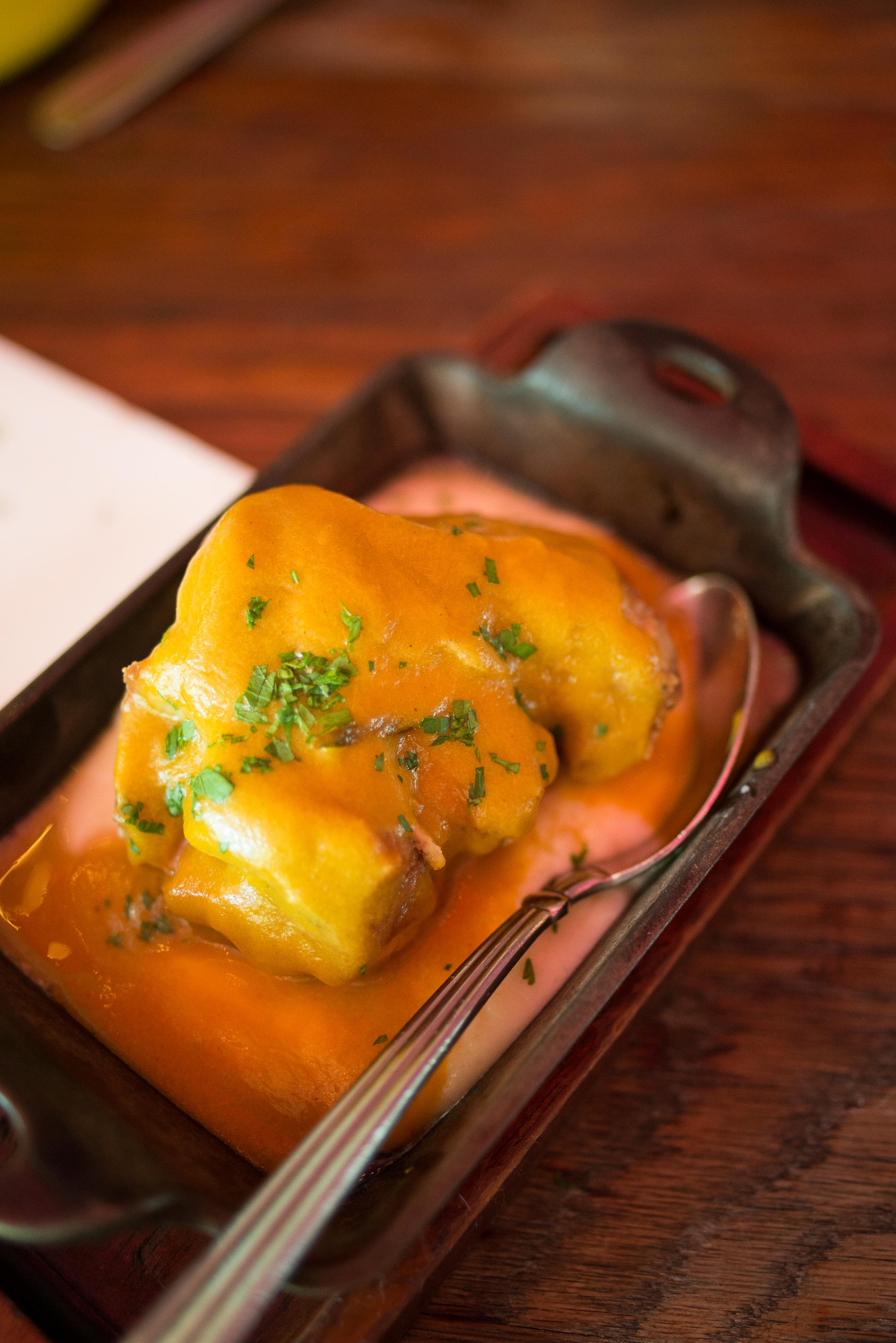 Milk Braised Pork Shoulder with Mashed Potatoes