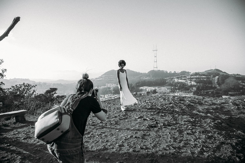 Behind the Scenes w/ Melissa de Mata: Style Editorial Ongelique