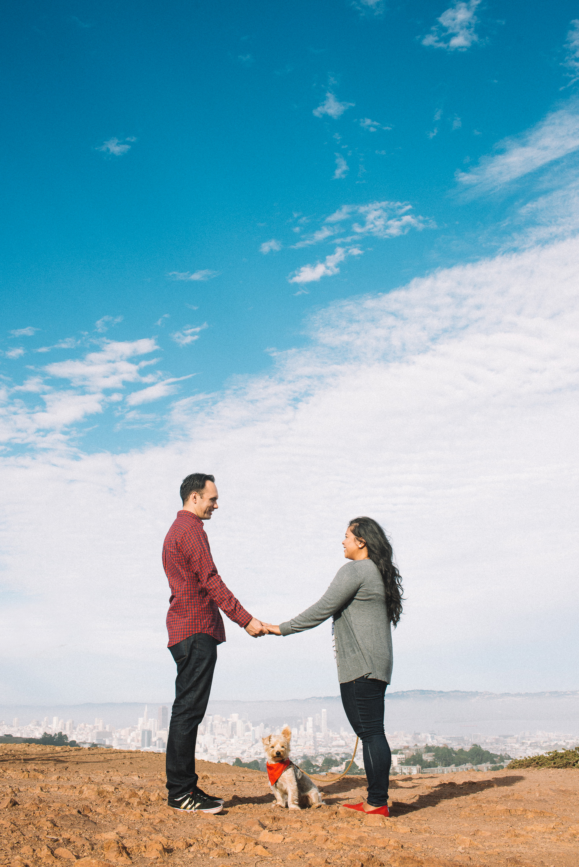 melissademata.com | engagement shoot