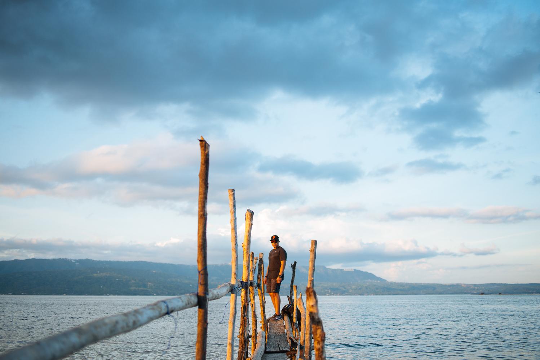 melissademata.com | Taal Lake