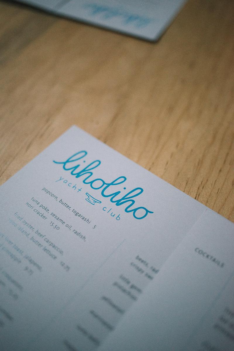 melissademata.com | Liho Liho Yacht Club, San Francisco