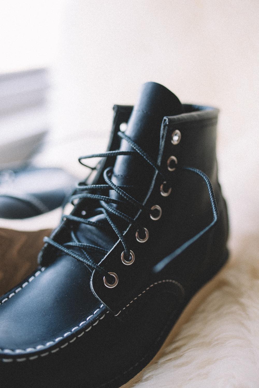 melissademata.com | Red Wing Boots Classic Moc