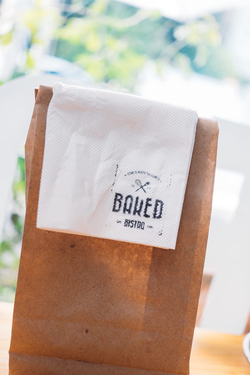 Baked Bistro - Take Away | Cape Town, South Africa