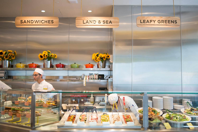 melissademata.com | Lemonade LA Restaurant, San Francisco