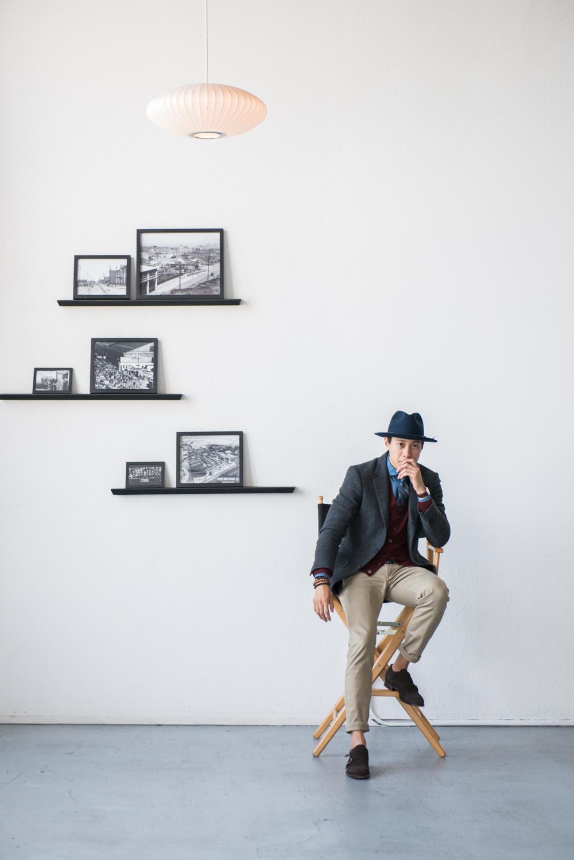 Brian Chan - @imchanism   by Melissa de Mata Photography
