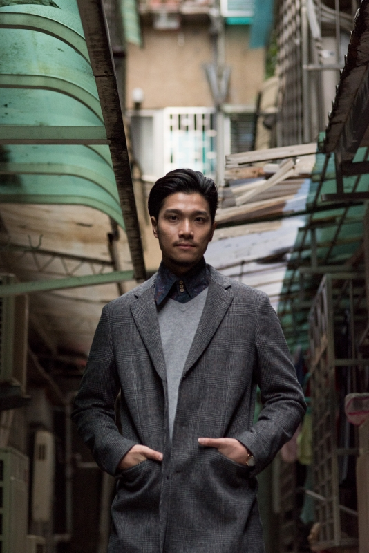 Chainloop, Taipei Menswear | Melissa de Mata Photography