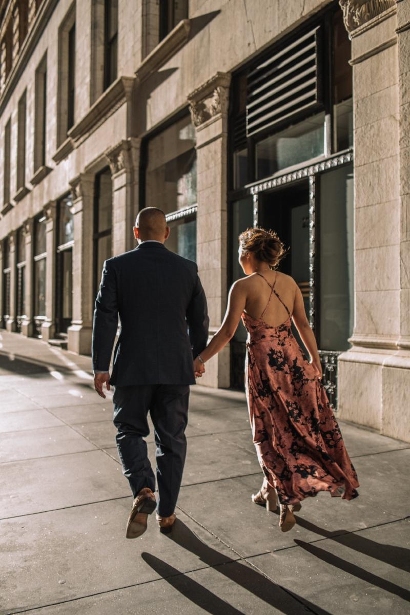 San Francisco Engagement Photography by Melissa de Mata