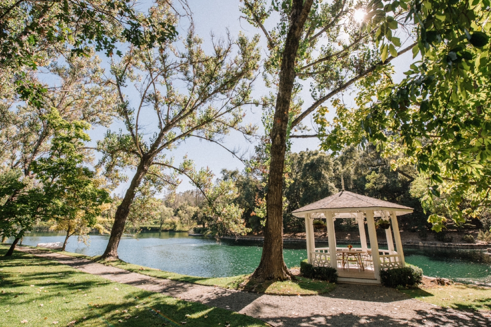 Sinegal Estate Winery Lake