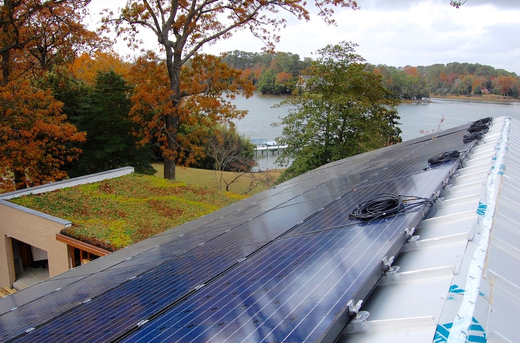 Grid Tied Solar