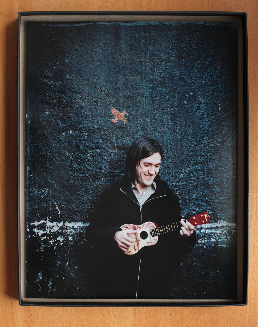 """Conor Oberst, Bright Eyes   11""""x14"""" C-Print   limited edition of 2    $300.00"""