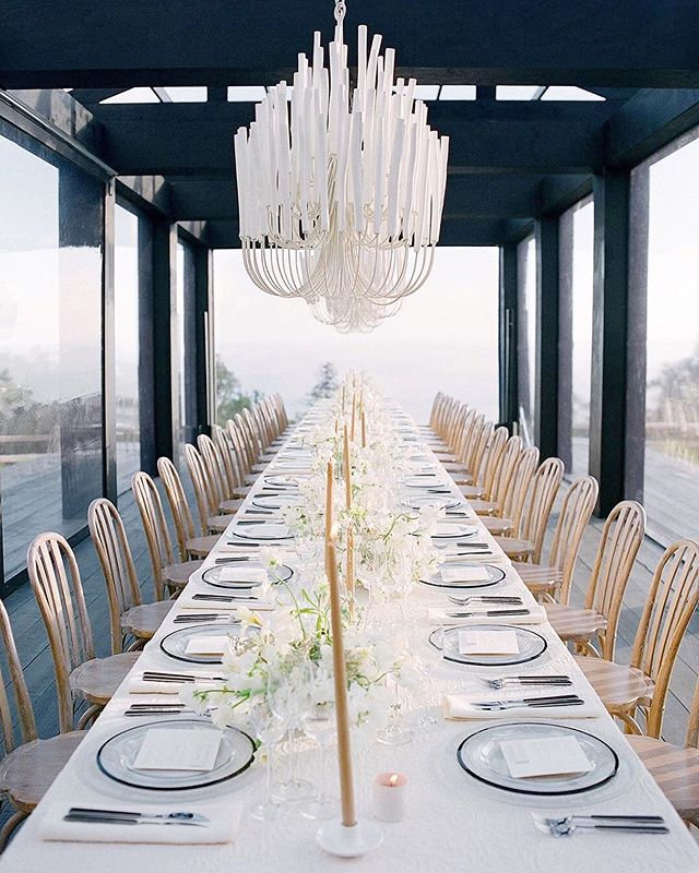 I have always loved every photograph from @josevilla but loved this EXTRA when I spotted the @arteriorshome Tilda hanging over this dreamy tablescape. Event design perfection! #repost @josevilla ・・・ @lauriearons does it again with her Wedding Planning Masterclass that took place @ventanabigsur with a crazy talented team of creative masterminds  @canafamily - videography @ventanabigsur - venue & catering @tingefloral - floral design @kathleendeerydesign - campground floral design @standardpartyrentals - event production @elanartists - entertainment @yonderdesign - graphic design  @casadeperrin - tabletop  @foundrentals - event rentals  @urbanparlour - fine furnishings  @illusionslightingdesign - lighting design  @theonicollection - event rentals  @creative.candles - candles  @milplumaslettering - calligraphy @jasmineraecakes - farewell wedding cake  @latavolalinen - napkins  @sherrielong - hair & makeup @jinwang - bridal salon @naeemkhanbride - gown designer @theweddingdetailor - attire concierge @starsmanagement - model agency @sterlingclairmont & @dylpiccolo @katiecolosilase @kaeskitskolase @haykupeclase - production thank you to my hubby @joelserrato for the photo and direction help. See full post on @stylemepretty today.  #weddingplannermasterclass