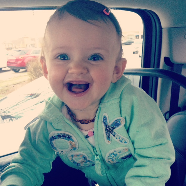 Sloane 9.5 months