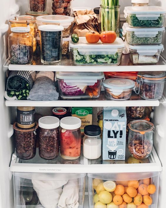 "This fridge is sooooo pretty from  >>"" target=""_blank"">Pinterest."