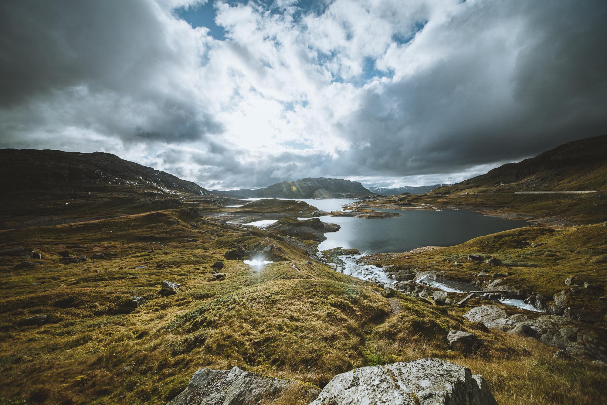 Norway 04 Telemark - view